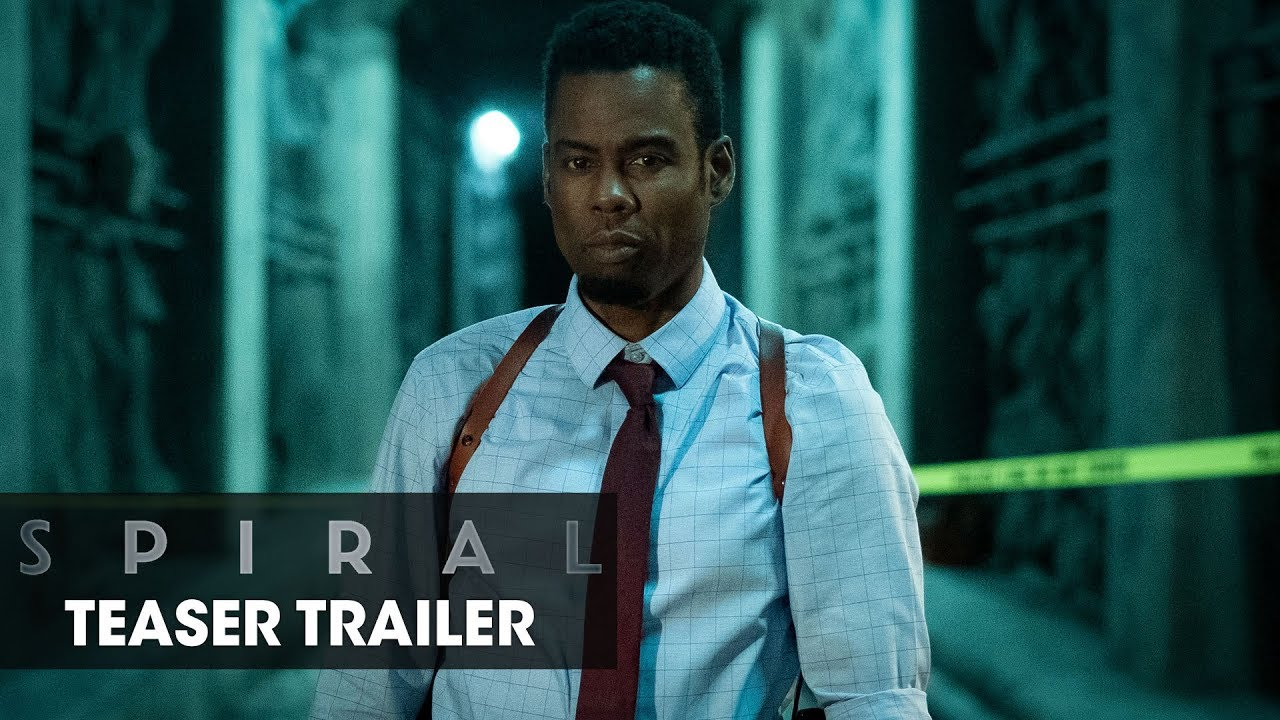 Spiral: From the Book of Saw (2021 Movie) Teaser Trailer – Chris Rock, Samuel L. Jackson