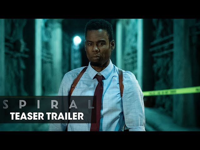 Spiral: From the Book of Saw (2021 Movie) Teaser Trailer - Chris Rock, Samuel L. Jackson