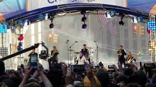Panic At The Disco - Today Show - High Hopes