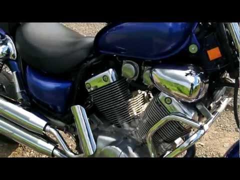 Yamaha Virago Full Review In HD 1080p