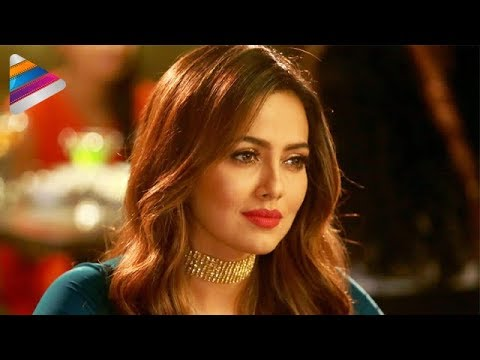 Sana Khan wakes up next to Suresh Krishna - Gajjala Gurram Movie Scenes - Dirty Picture Remake