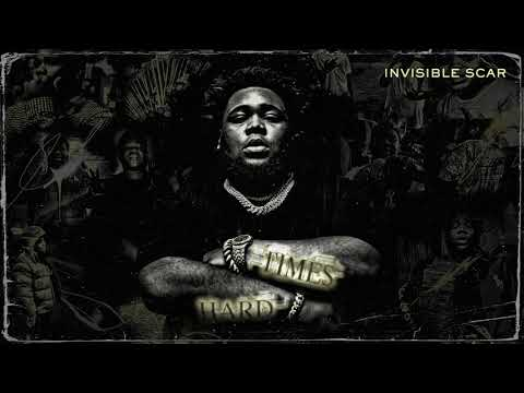 Rod Wave - Invisible Scar (Official Audio) - RodWave