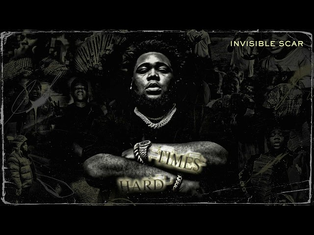 Rod Wave - Invisible Scar (Official Audio)