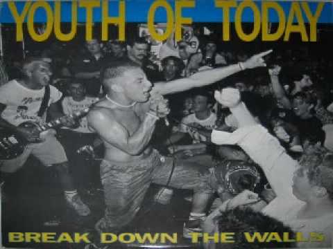 Youth Of Today - Free At Last