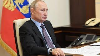 Фото Путин отчитал Потанина. Ликвидация последствий за счет компании. Миллиардные убытки