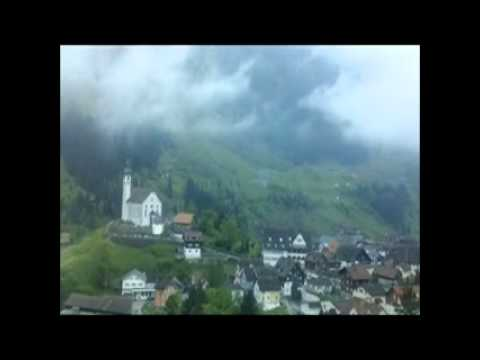 My view from the Swiss train, in route to Zurich, Switzerland June 2013