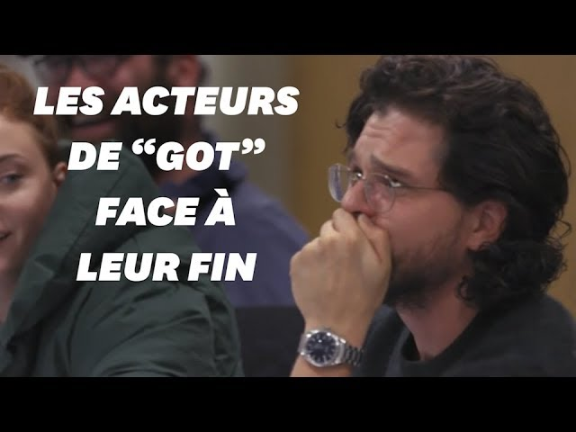Game of Thrones : la réaction des acteurs face à leur mort