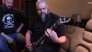 GORELUST 2014 STUDIO SESSION PART 2 GUITARS HD