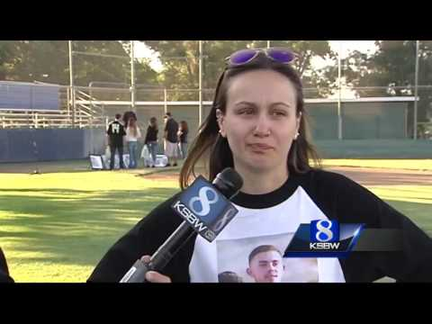 Vigil held in Gilroy for former Gavilan College Baseball player