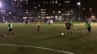 TVA u23 training (line football)