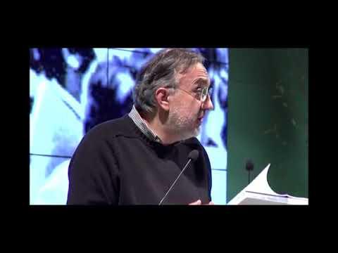 Discorso Sergio Marchionne