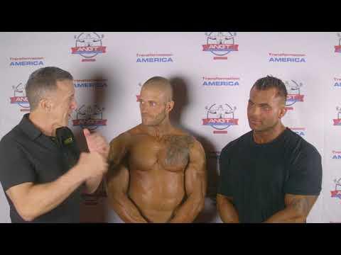 ANGT TV NPC Bodybuilder Overall Physique Jeff Hallenbeck