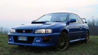 Subaru Impreza STi 22B - Davide Cironi Drive Experience (ENG.SUBS)
