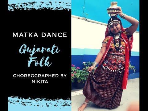 #Matka Dance #Gujarat Folk #Sona Ro Ghadulo #Nikita #Vishtara,Bangalore