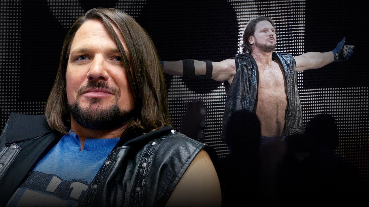 AJ Styles Relives His First WWEcom Interview Exclusive Jan 26