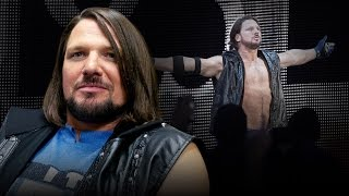 AJ Styles relives his first WWE.com interview: Exclusive, Jan. 26, 2017