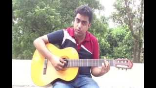Pani Da Rang Vicky Donor Complete Guitar lesson