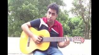 Pani Da Rang Vicky Donor Complete Guitar lesson