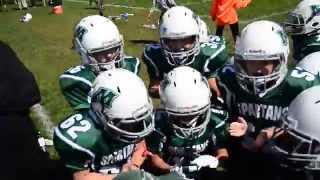 Spartan Tv. Memorial Spartans Vs East Side Sharks (5th Grade)
