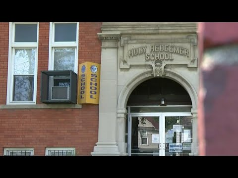 State reports 11 cases of COVID-19 at Holy Redeemer grade school in Detroit