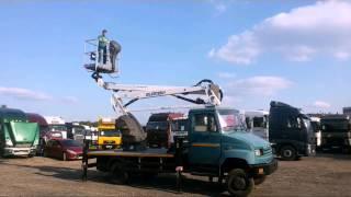 Видео-обзор: гидроподъемник ЗИЛ 53-8 (от «Трак-Платформа»)(ЦЕНА и ОПИСАНИЕ данной модели на сайте: http://truck-platforma.ru/gidropodemnik-zil-2012-0 Компания «Трак-Платформа» - лидер по..., 2015-09-14T14:12:58.000Z)