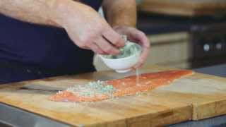 How to... Seafood with Steins - Gravlax