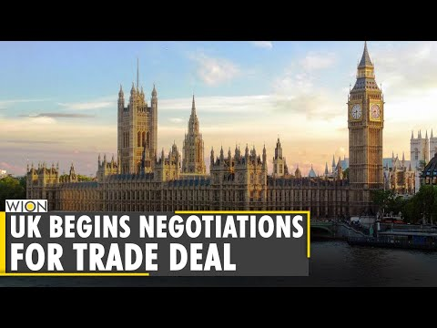 United Kingdom begins negotiations to join trans-Pacific trade deal   Latest World English News