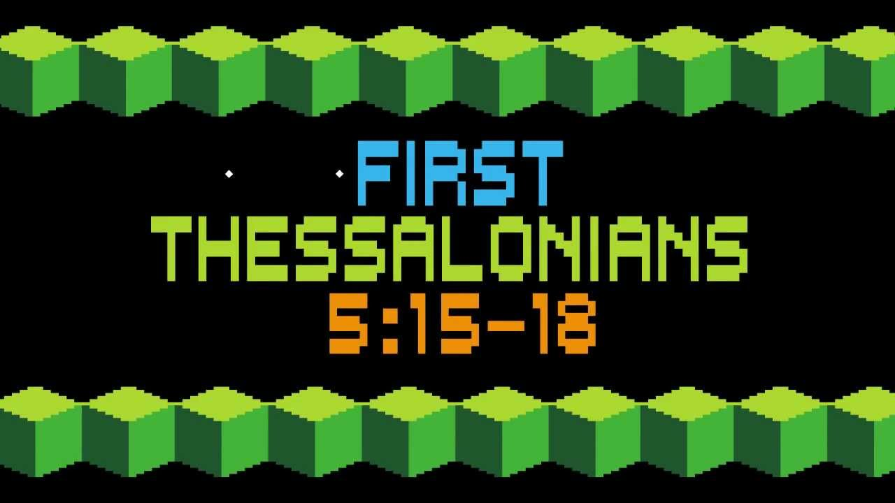 Download The Rizers- 1 Thessalonians 5:15-18 (Wrong for Wrong)