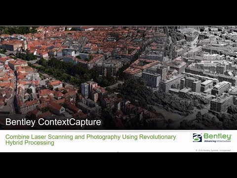 Tech Talk: Create 3D engineering-ready reality meshes using LiDAR and photos