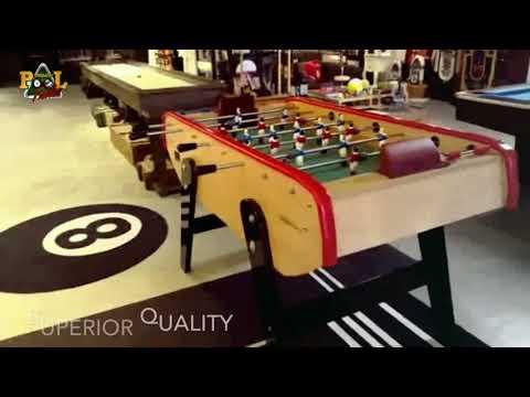 Bonzini Stadium By Thailand Pool Tables