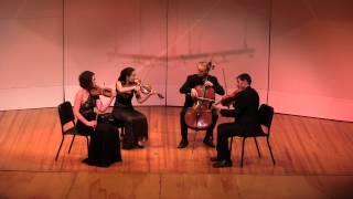 Chiara Quartet Plays Bartok 4 by Heart