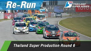 Thailand Super Production Round 6 @Bira Circuit, Pattaya Thailand