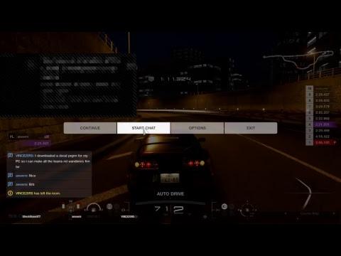 速度 SPEED   ABSOLUTE ZERØ Gran Turismo Sport