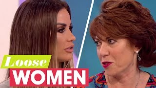 Katie Price Reveals She Has Thought About Harvey's Possible Romantic Future | Loose Women
