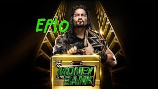 WWE ROBLOX EP10 MONEY IN THE BANK
