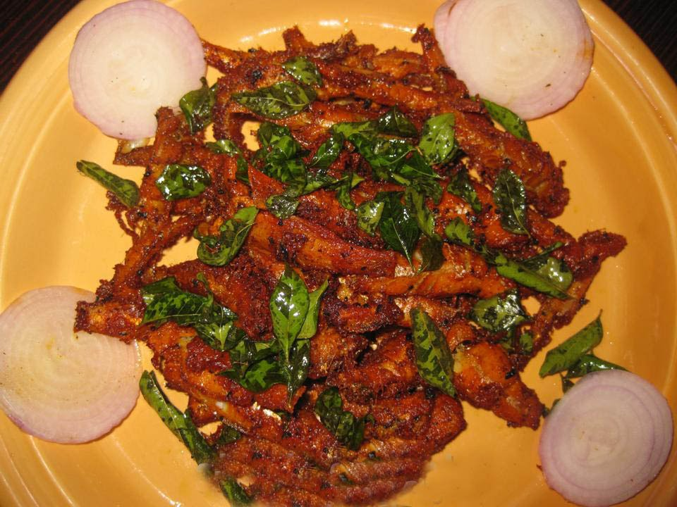 Nethili fish fry nethili meen fry nethili meen recipe for How to make fish fry