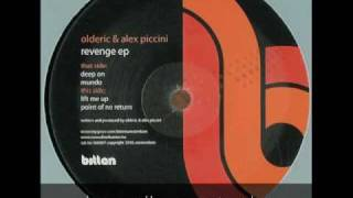 Olderic & Alex Piccini - Deep on