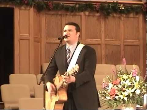 You Hold Me Now- Performed by Aaron Millar
