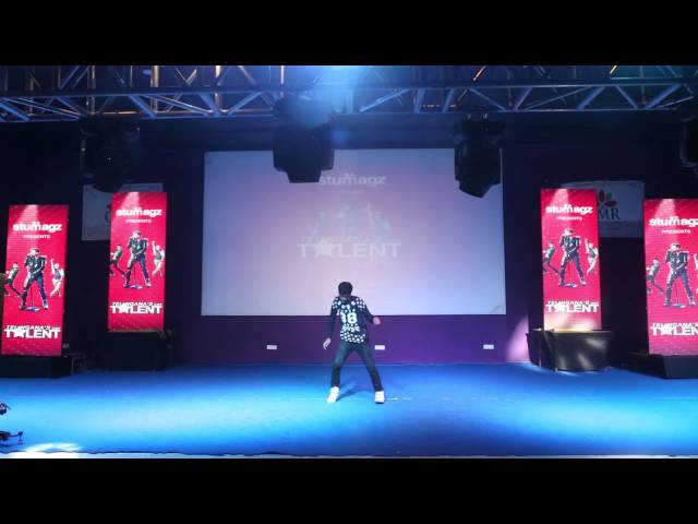 vishal semifinalist dance performance tgot 2016 | cmr technical campus