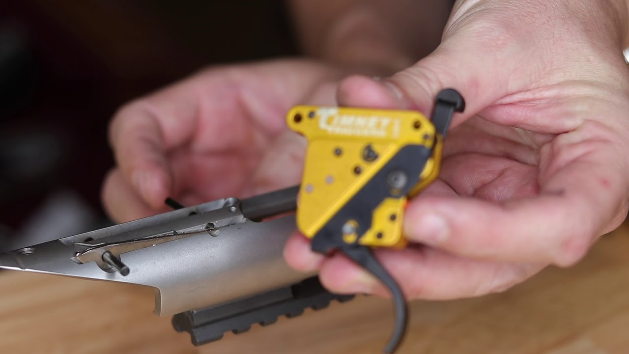 Timney Calvin Elite Trigger Remington 700 Install and Review
