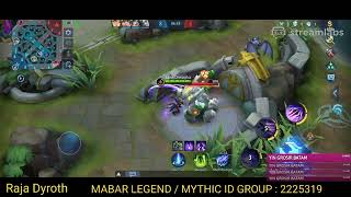 Natan Build Attack Speed & Effects Mobile Legends
