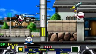 Download Video Kattekita Cyborg Kurochan (PSOne) - Ep.1 Gameplay MP3 3GP MP4