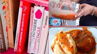 #GÜNLÜK VLOG 04# Gurbette Bayram    Lokanta usulü mercimek çorbasi    Yemek Kitaplarım