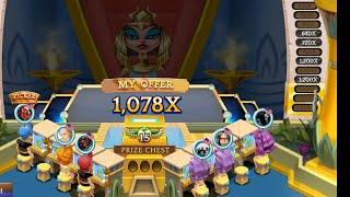 PoP Slots! Completing Zeuz's Oddessy Challenge Live