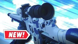 the nightfall exclusive sniper rifle (funny moments)