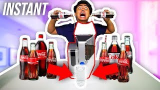 Instantly Convert EVERYTHING Into WATER! (Insane Results!)