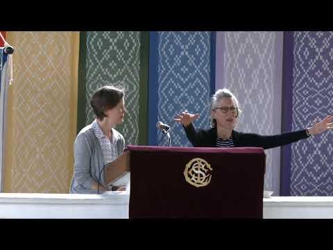Authors Jane Hamilton and Ann Patchett