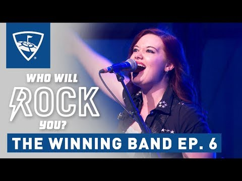 Who Will Rock You | The Winning Band Episode 6: Crimson Riot | Topgolf