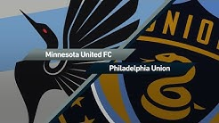 Highlights: Minnesota United FC vs. Philadelphia Union | September 9, 2017