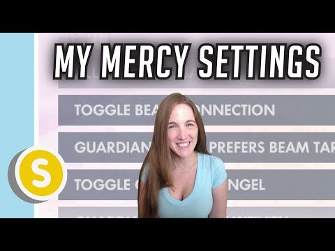 My Mercy settings and why I use them: advanced medicine
